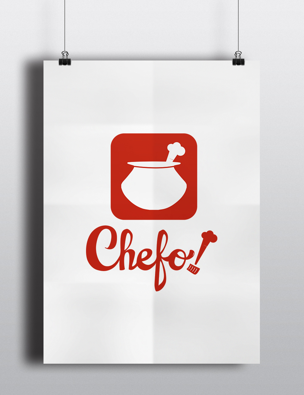 Branding Design for Chefo