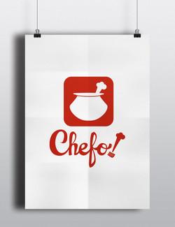 Branding Design for Chefo
