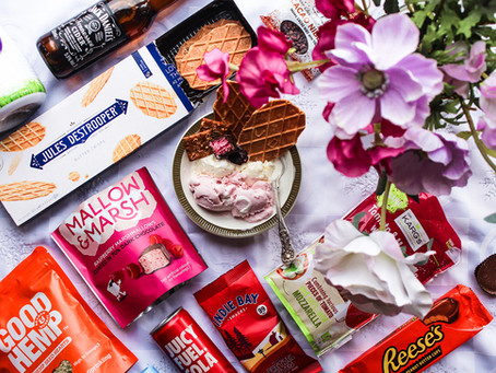 A Surprise Box of Snacks to Your Doorstep