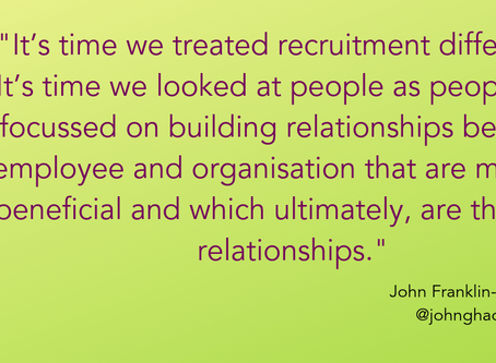 Perfect Match : Reinventing Recruitment Part 2: The Solution