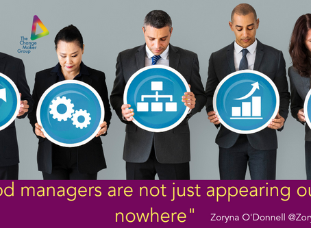 Middle Managers as Change Makers
