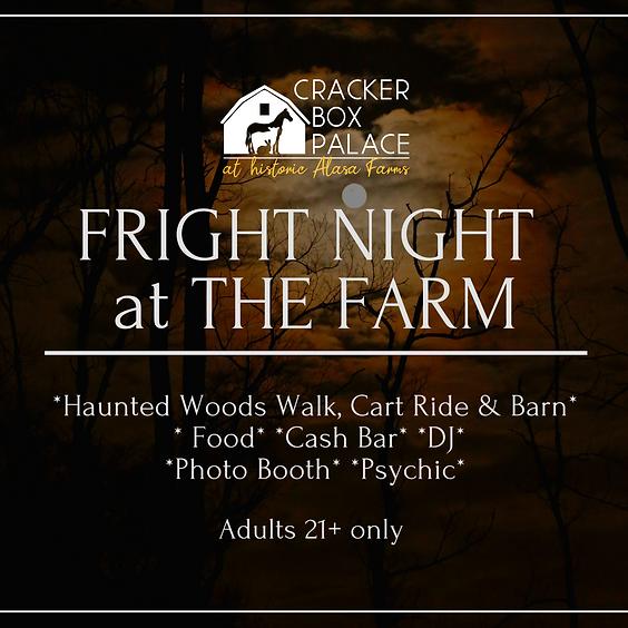 Fright Night at The Farm