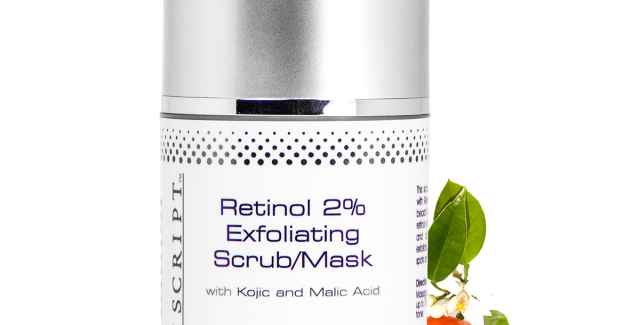 Retinol 2% Exfoliating Scrub/Mask 1.7oz