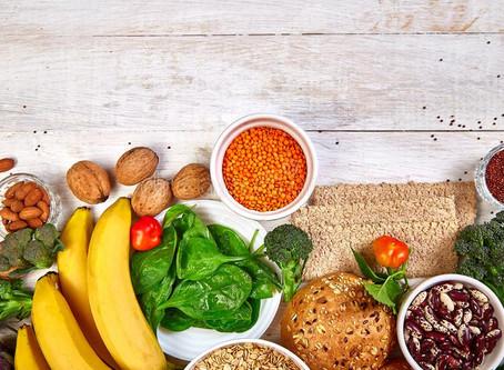 1,500 Calories 1 Week High Fiber Plan
