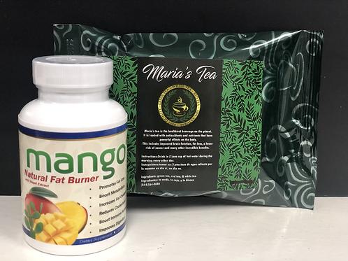 Mango & Maria'sTea