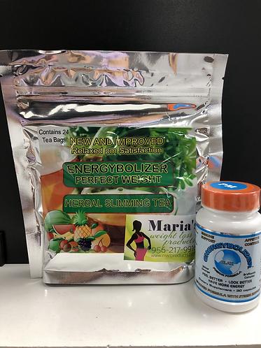 Energybolizer Pill PM & Energybolizer Tea