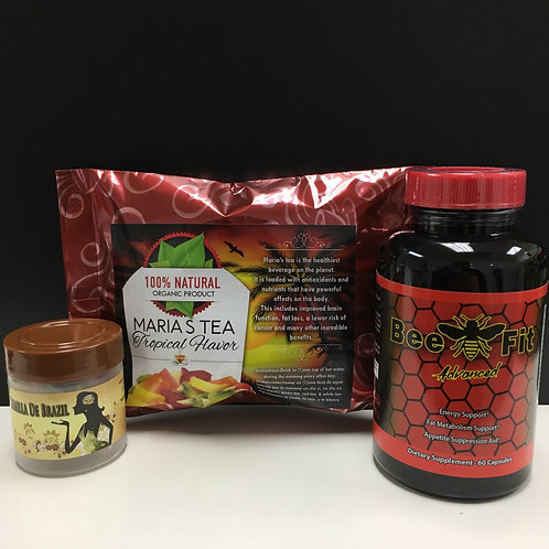 Semilla, Beefit Advanced & Marias Tea Tropical