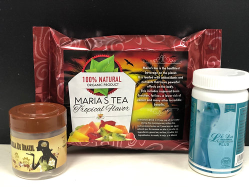 Semilla de brazil, Lida Plus & Maria'sTea Tropical