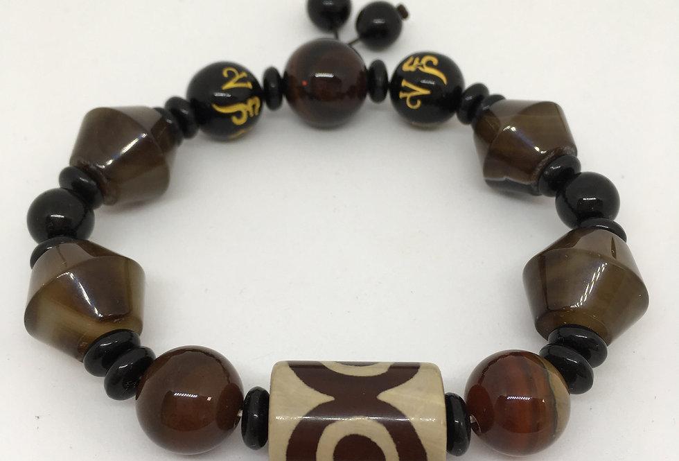 Big Brown Bracelet