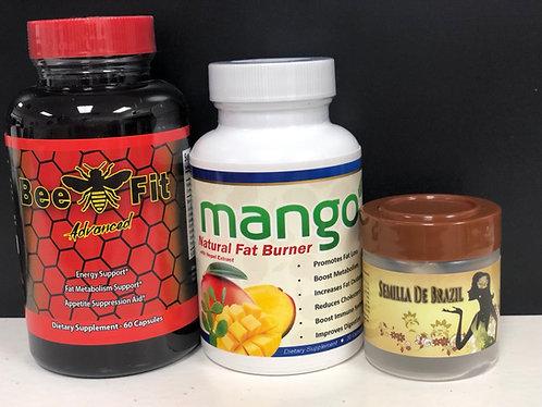 Semilla, Mango & Bee Fit