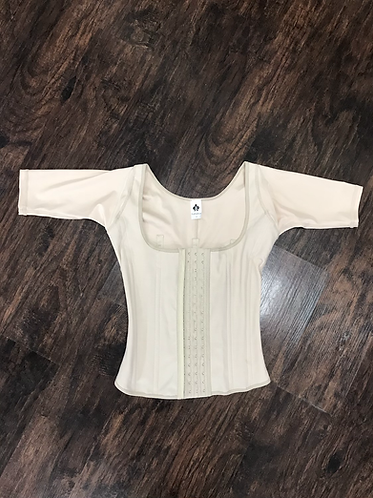 Vest With Sleeves