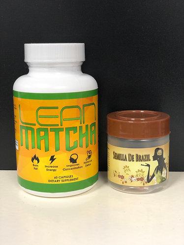 Semilla De Brazil & Lean Matcha
