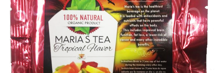 Maria's Tea Tropical