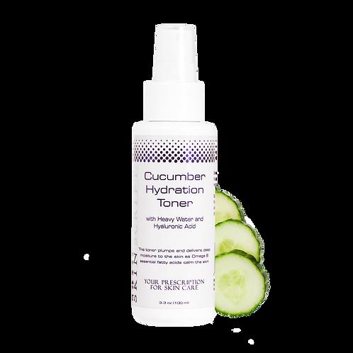 Cucumber Hydration Toner 2oz