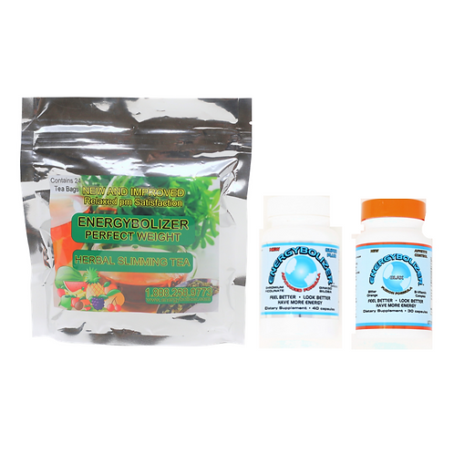 Energybolizer Strong Immune +fat burner kit