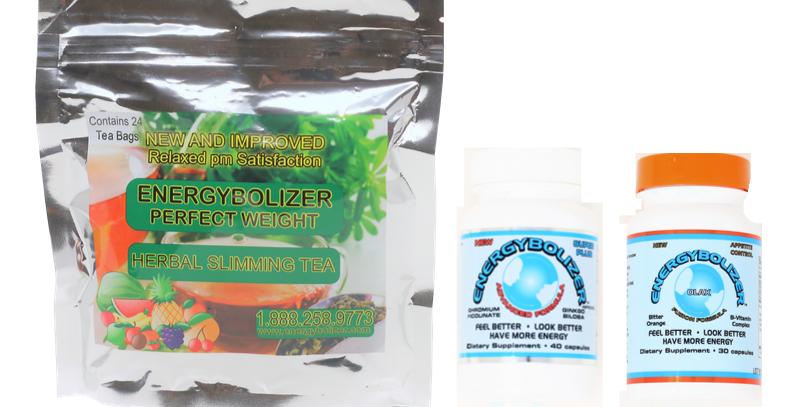 Energybolizer Strong Immune +fat burner kit