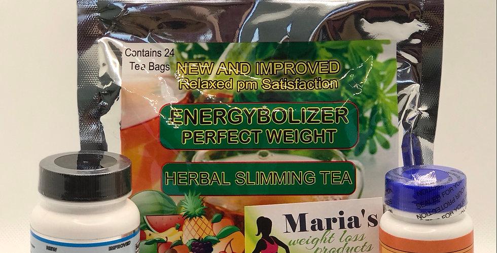 Energybolizer Pill, Lite Summer & Energybolizer Tea