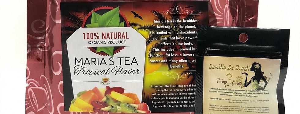 Semilla & Maria's Tea Tropical