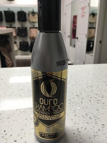 Ouro shampoo