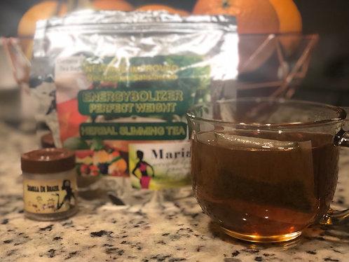 Semilla De Brazil & Energybolizer Tea