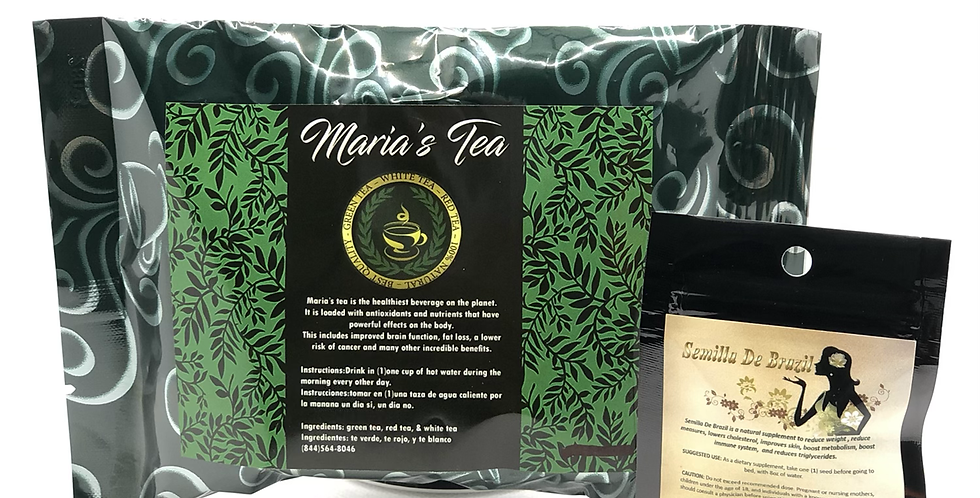 Semilla & Maria's Tea