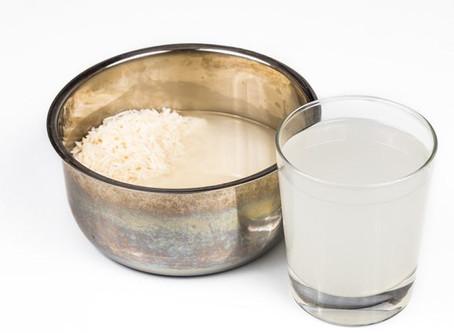 Perks of Using Rice Water for Skin & Hair