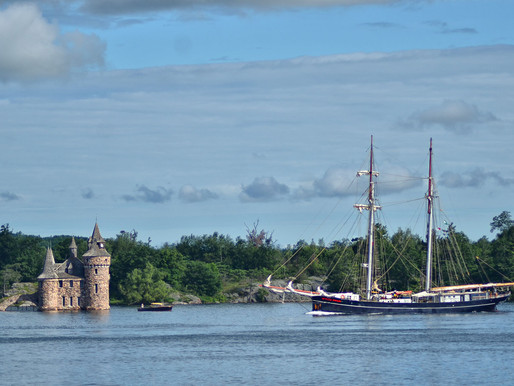 Sittin' on the Dock of the Bay - New York's Alexandria Bay and The Thousand Islands