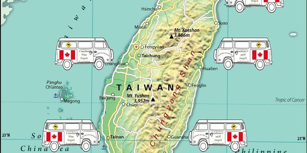 Canadian Wine Road Trip - Taiwan