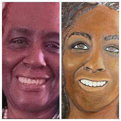 Portrait commission 2 facial images
