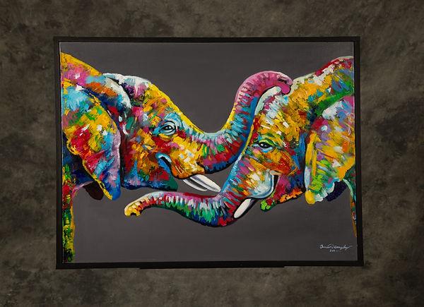 ELEPHANTS IN LOVE.jpg
