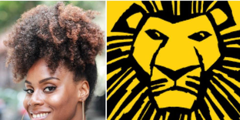 The Lion King Masterclass