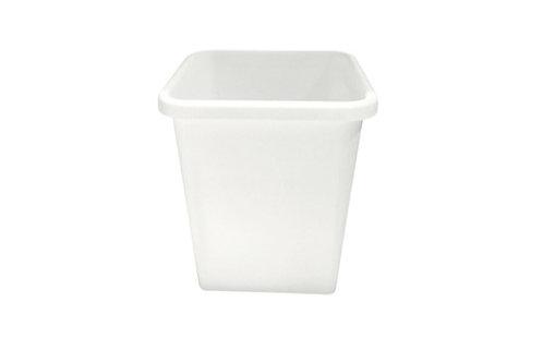 Pot 15L Blanc