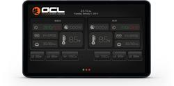 Digital Lighting Touchscreen Control