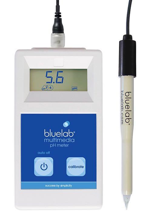 Multimedia pH Meter