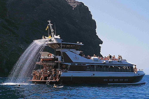 Royal Delfin (Glass Bottom Boat) From