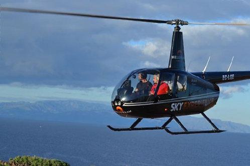 Sky Experience Isla Baja From