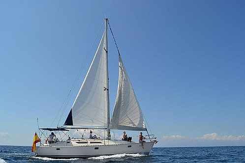 skyline yacht tenerife