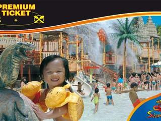 Siam park tickets online