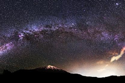 Teide sleep over STARS and SUNRISE 5* From