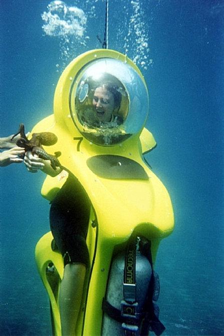 bob diving tenerife