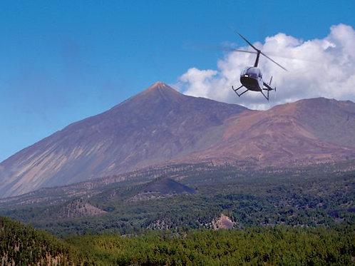 Sky Experience Volcán Teide From