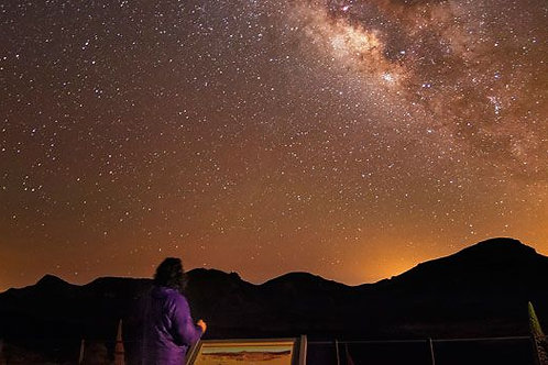 Sunset and Stars at TEIDE tenerife
