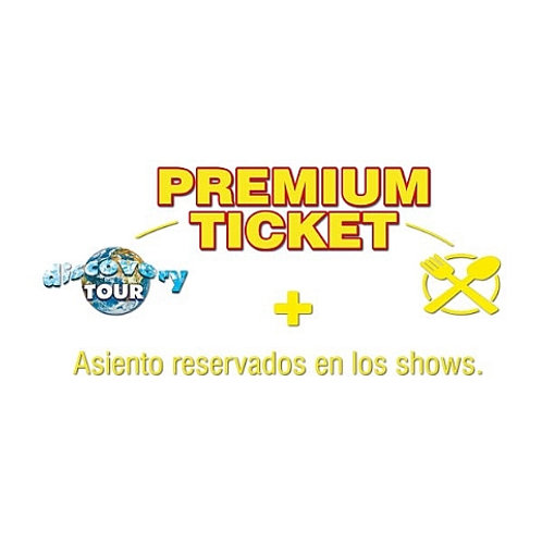 Loro parque premium ticket From