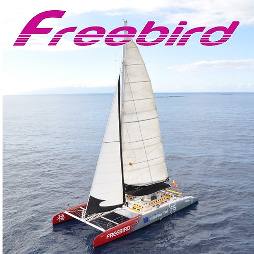 cataraman tenerife freebird