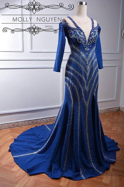 Custom Evening Gown