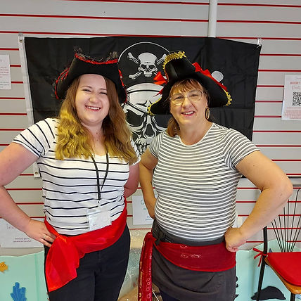 Kwellers Pirate Day