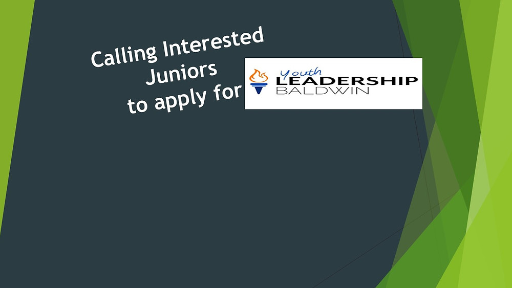 Youth Leadership Baldwin