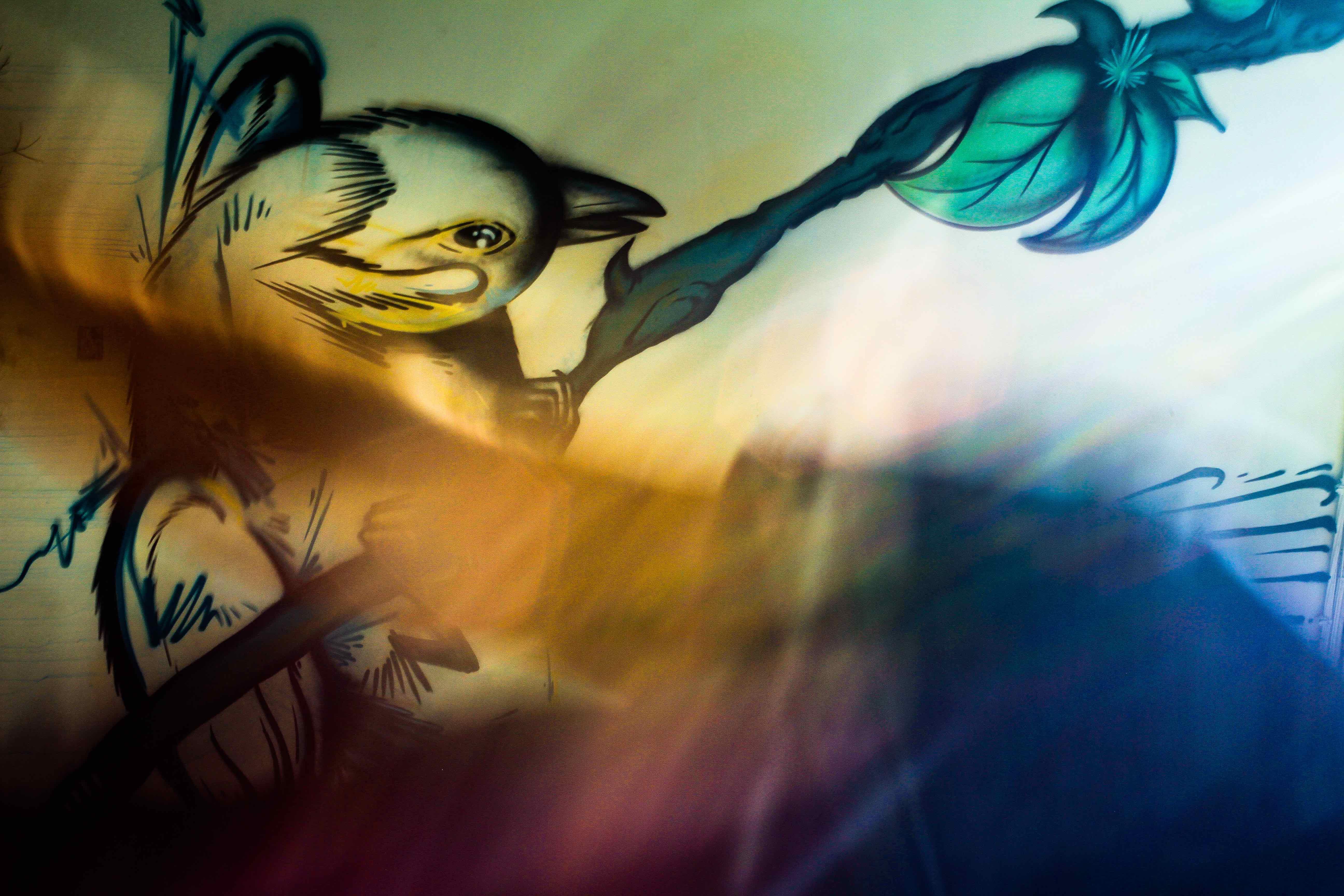 L'ombre du chasseur