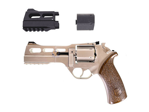 FCW Nylon Front End + Cylinder For Chiappa Rhino CO2 Revolver