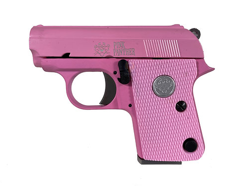 FCW x WE CT25 GBB Pistol ABS Lower Pink Panther Custom